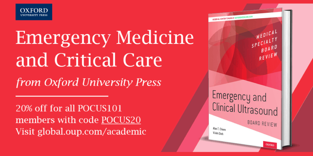 POCUS 101 Review Book Featured Image