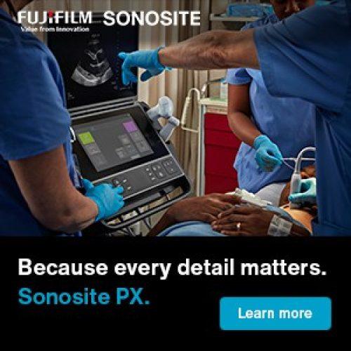 Sonosite PX Ad